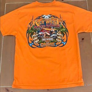 Harley-Davidson Key West Short Sleeve Shirt